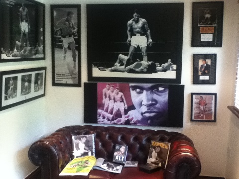 Muhammad Ali Bar, Somerset