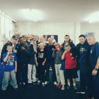 Amateur Boxing Team L1 Youth Group