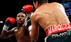 Floyd Mayweather Jr vs Juan Manuel Marquez