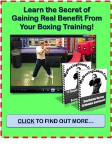 Boxing Training Drills